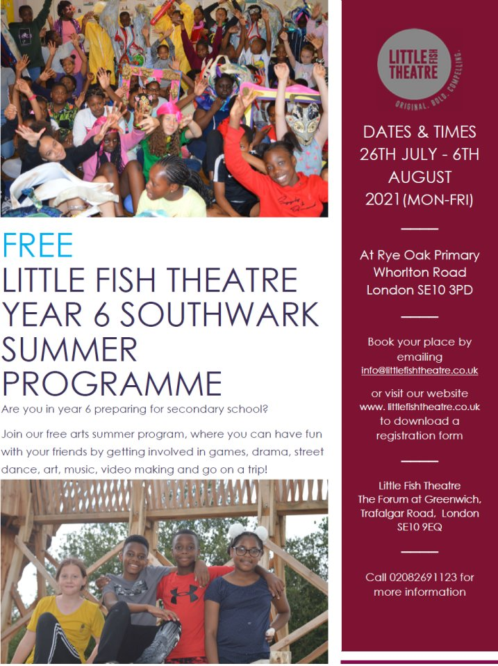 L4L Summer Programme 2021